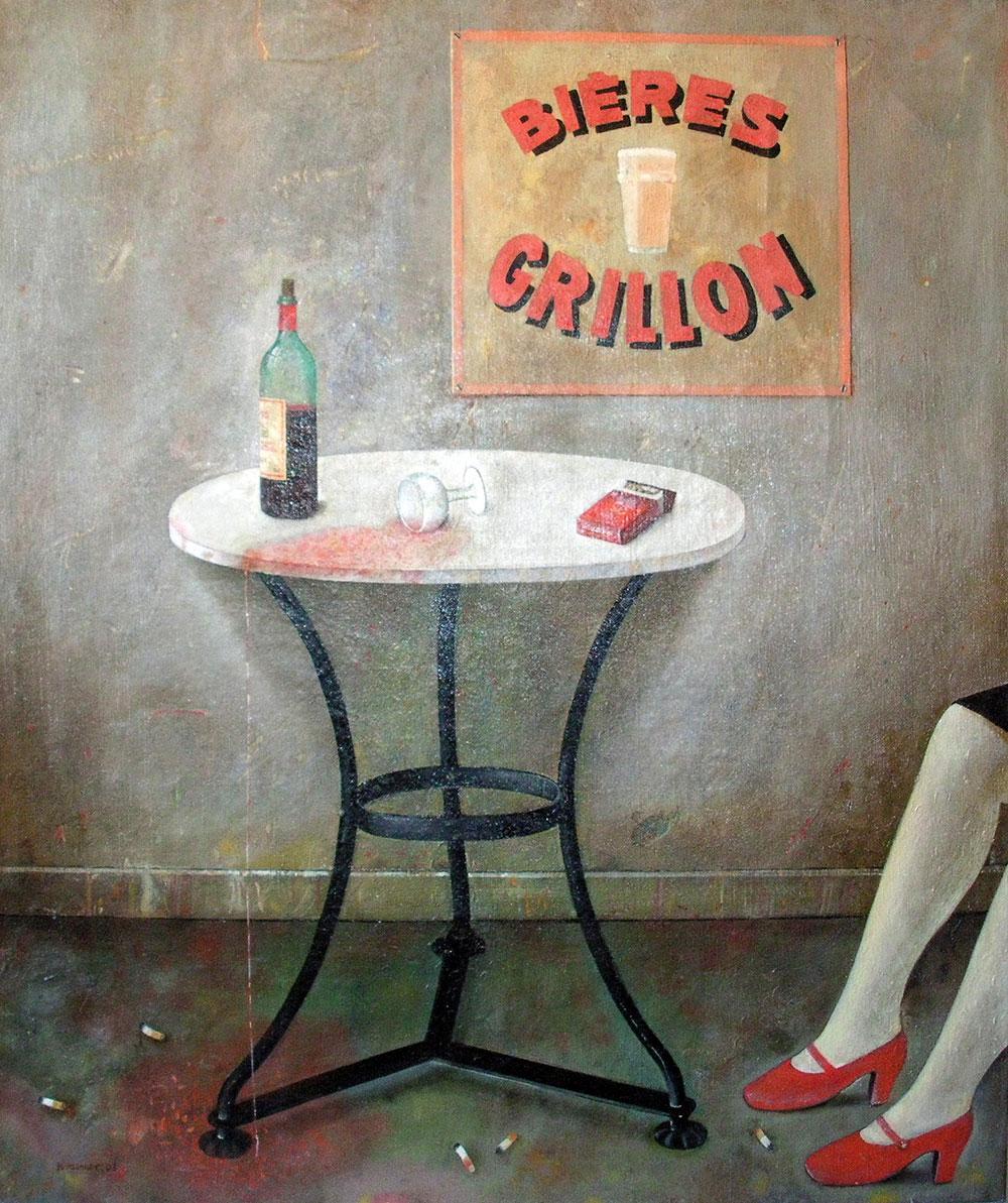wein kunst 5 september 2010 berliner galerien. Black Bedroom Furniture Sets. Home Design Ideas